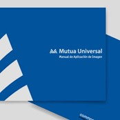 Manual de identidad corporativa / <br><em>Corporate identity manual</em>