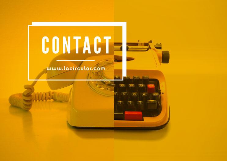 contact La Circular